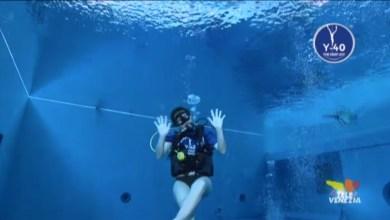 La piscina più profonda del mondo è a Montegrotto Terme