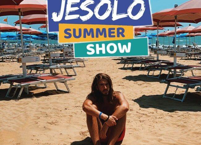 enrico contarin da bessica jesolo summer show