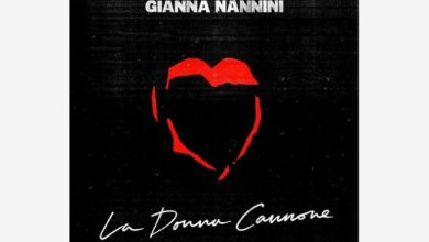 "Photo of Gianna Nannini: la cover di ""La donna cannone"""