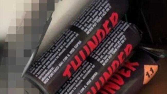 Fanno esplodere una cassetta della posta: denunciati due 20enni