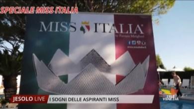 Miss Italia 2020: Arianna Borgo vince la prima selezione di Jesolo