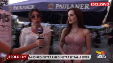Photo of Miss Reginetta e Reginetta d'Italia Over