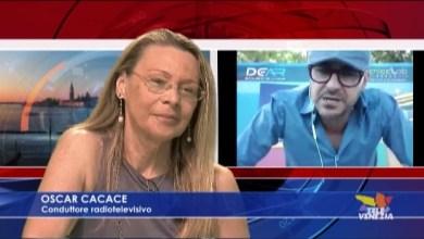 "Oscar Cacace presenta ""Jump"": interviste ai cantanti"