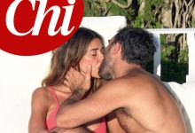 Photo of Belen Rodriguez e Gianmaria Antinolfi, coppia dell'estate