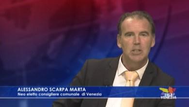 Pellestrina: situazione dopo l'alluvione, parla Alessandro Scarpa Marta