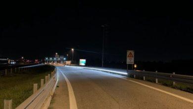 """Passante di Mestre: i guardrail si """"accendono"""" allo svincolo di Spinea - Televenezia"""