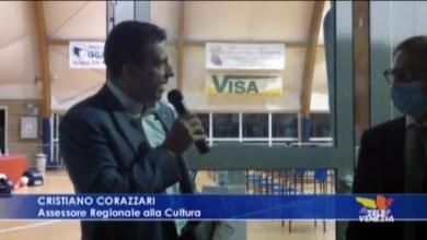 VIDEO: Acras Murazze: inaugurata la nuova tensostruttura - Televenezia