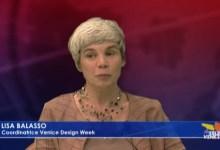 VIDEO: Venice Design Week: Lisa Balasso presenta l'edizione 2020 - Televenezia