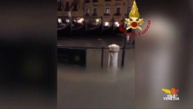VIDEO: Mose pronto ad alzarsi. Prime cancellazioni dai turisti - Televenezia