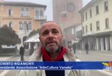 VIDEO: Artecultura Veneta, aiutiamo chi ci aiuta. L'appello di Rigamonti - Televenezia