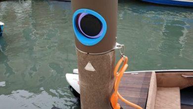 E-dock: prima infrastruttura per la ricarica delle barche elettriche