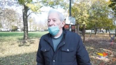 Federico Boem, il nonno che allontanava i pusher dal parco