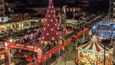 Jesolo Christmas Village e Paese di Cioccolato rinviati al 2021