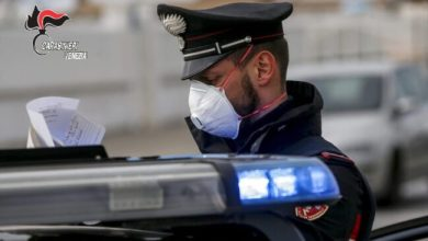 cinese va in giro in quarantena a Noale, denunciato
