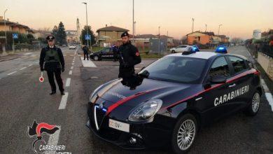 furti weekend carabinieri