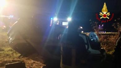 Cinto Euganeo, auto vola fuori strada: perde la vita noto barista - Televenezia