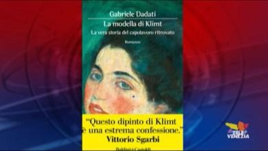 VIDEO: La modella di Klimt di Gabriele Dadati: lo presenta Sara Zanferrari - Televenezia