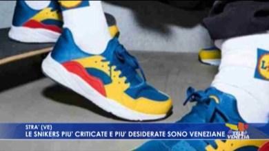VIDEO: Scarpe della Lidl: le più criticate e desiderate, sono veneziane - Televenezia