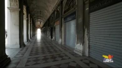 Venezia in lockdown economico