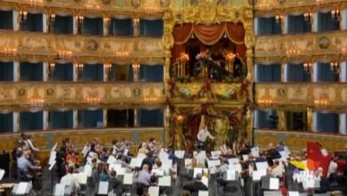 Concerto di Capodanno 2021 al Teatro La Fenice in diretta su Rai1