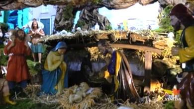 Il presepe della Chiesa di Sambruson