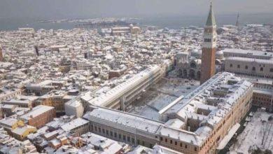 Meteo nel Veneto: previsto vento forte e neve - Televenezia