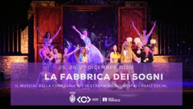 Natale in streaming dal Teatro Toniolo: tutti gli appuntamenti