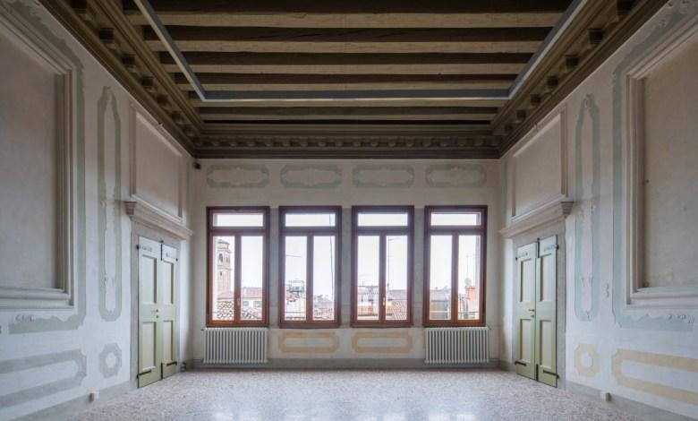 Palazzo Carminati, finiti i lavori di restauro per 200mila euro