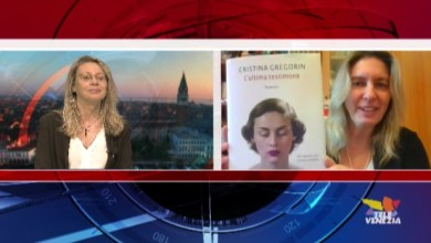 "Cristina Gregorin: ""L'ultima testimone"". Presentazione di Sara Zanferrari"