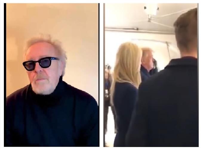 Trump usa la canzone Gloria al suo comizio, Umberto Tozzi si dissocia