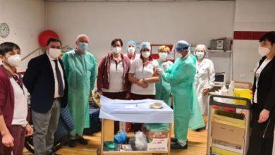 """Vaccino day alla """"Francescon"""": arrivate 200 dosi - Televenezia"""
