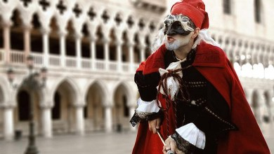 Il Mattacino: il pagliaccio del carnevale di Venezia