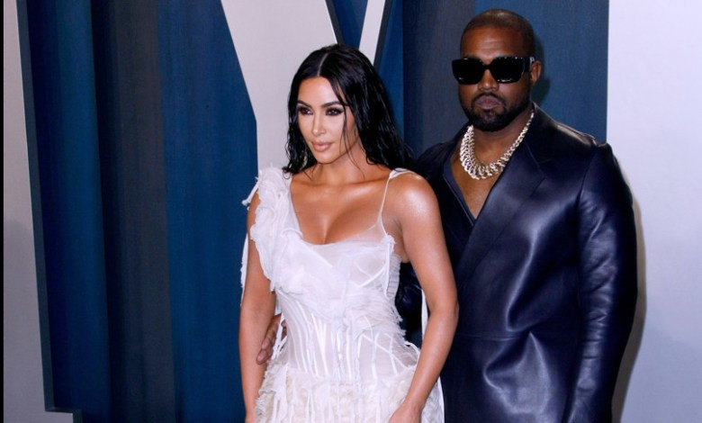 Kanye West e Kim Kardashian divorziano, è ufficiale