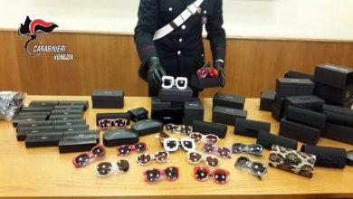 Operaio infedele della Safilo ruba decine di occhiali: denunciato