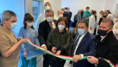 Ospedale di Portogruaro: un'area ambulatoriale tutta nuova