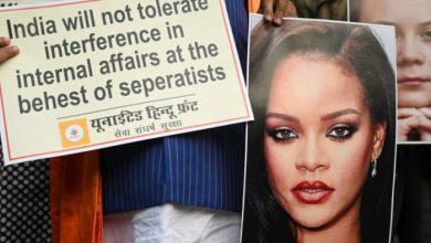 Rihanna nei guai: l'India chiede l'arresto