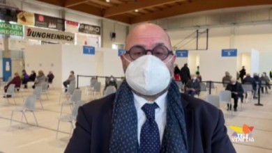Fabio Bui: la campagna di vaccinazione a Padova