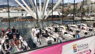 Marina Militare Nastro Rosa Tour 2021: la presentazione