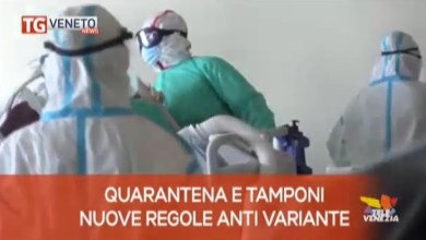 TG Veneto News - Edizione del 18 marzo 2021