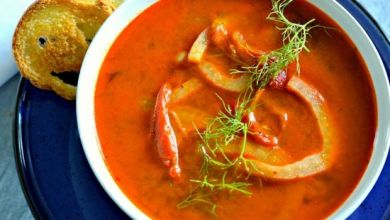 una salutare zuppa
