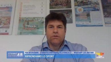 """VIDEO: Andrea Bedin: """"la visione dello sport al servizio della società"""" - Televenezia"""