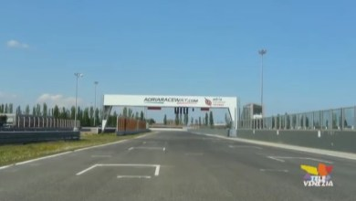 Autodromo di Adria: lavori terminati. Ecco le novità!