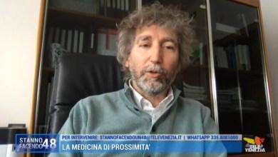 VIDEO: Enrico Bernardi: essenziale coordinamento fra ospedali e medici di base - Televenezia