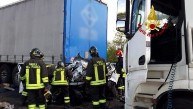 Incidente mortale A4, muore il conducente