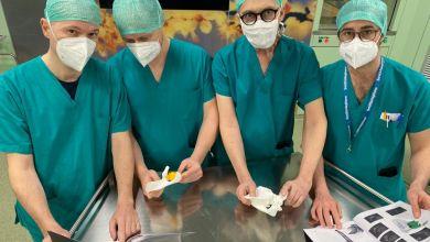 Nuove tecniche di chirurgia 3D