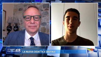 """VIDEO: DAD, Marco Cassina: """"le distrazioni a casa sono molte"""" - Televenezia"""