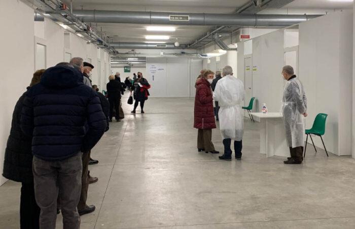 Parcheggio ATVO di Jesolo, posti auto riservati a chi deve vaccinarsi