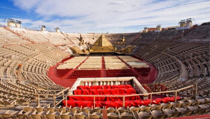Concerti Arena di Verona 2021: Emma, Gabbani e Benji&Fede