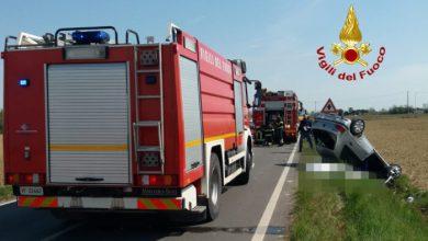 Auto finisce fuori strada a Portogruaro: morto il conducente