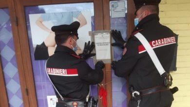 Centro estetico e massaggi: chiuso dai Carabinieri di Chioggia